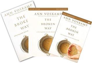 Ann Voskamp - The Broken Way FULL SET (Book + Study Guide + DVD)