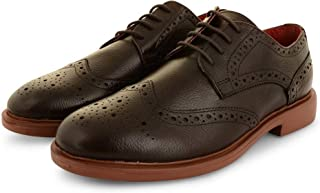 Mens Spencer Brogue Lace Shoes