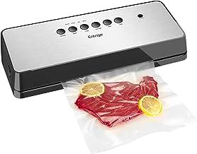 Vacuum Sealer Machine By Entrige, Automatic Food Sealer for Food Savers w/Starter Kit,..