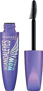Rimmel London, ScandalEyes Wow Wings Mascara, Black, 12ml