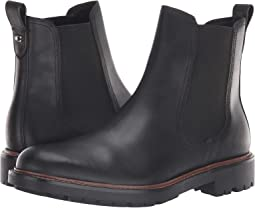 Smooth Leather Lugg Chelsea Boot