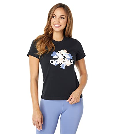 adidas Floral Graphic T-Shirt