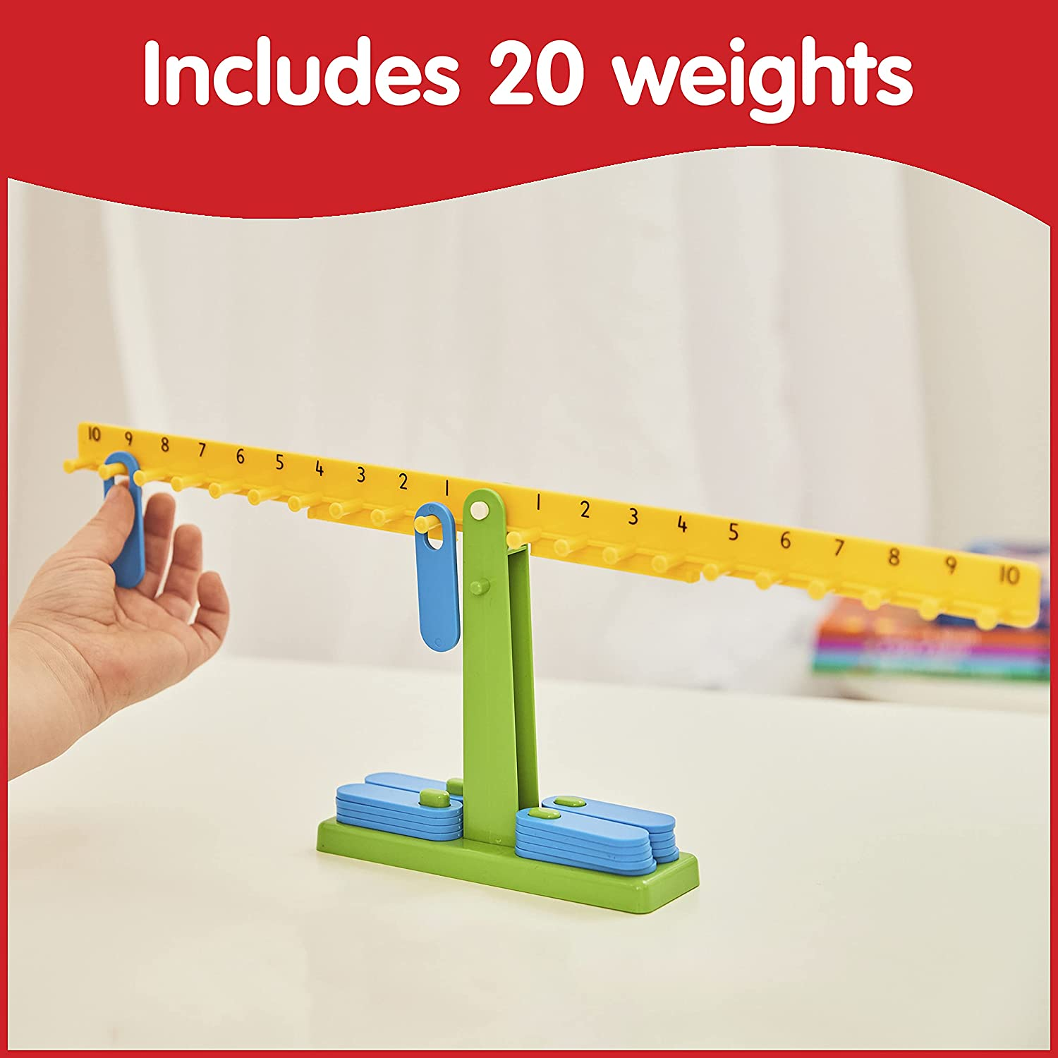 Buy edxeducation Student Math Balance   In Home Learning ...