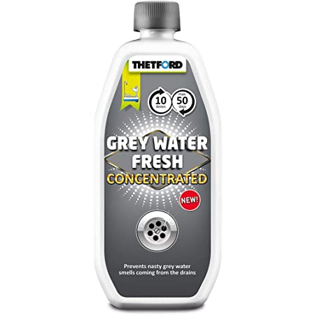Thetford 30700AK Grey Water Fresh Concentrated
