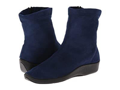 Arcopedico L8 (Navy Suede) Women