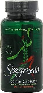 Seagreens Everyday Iodine+ - Pack of 60 Capsules