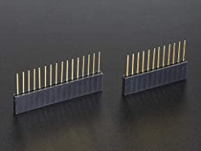 Adafruit Feather Stacking Headers - 12-pin and 16-pin female headers [ADA2830]