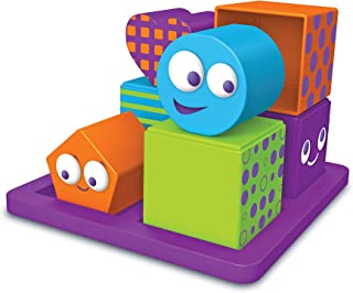 Learning Resources Mental Blox Jr. Early Logic Game, 8 Pieces