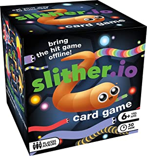Aquarius Slither.Io Licensed Card Game