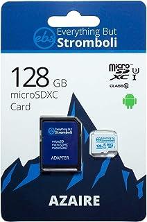 100MBs A1 U1 C10 Works with SanDisk SanDisk Ultra 128GB MicroSDXC Verified for Motorola Moto G5 Plus 32GB by SanFlash
