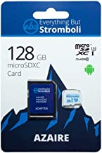 Everything But Stromboli Azaire 128GB MicroSD Card for Motorola Phones Works with Moto E (2020), Moto E7, Moto G Power, Ed...