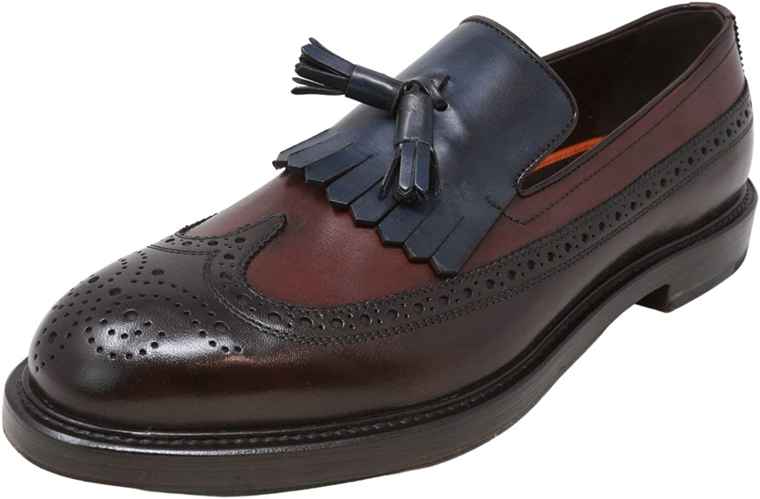 Henderson Baracco Men's 57404 Ankle-High Leather Oxford
