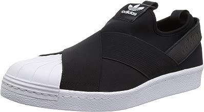 adidas elastic slip on shoes