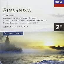 Sibelius: 'Finlandia' suites & symphonic poems