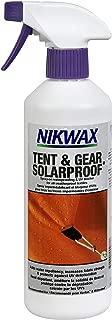 professional tent waterproofing