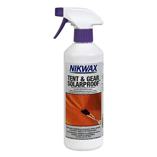 Nikwax Tent & Gear Solarproof Waterproofing