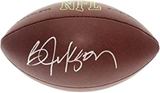 Bo Jackson Autographed Signed NFL Supergrip Football - PSA/DNA Certified Authentic
