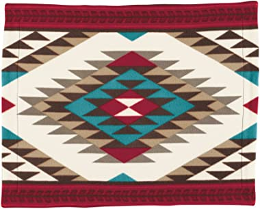 Collections Etc Aztec Fleece Pillow Sham, Southwest Design Bedding