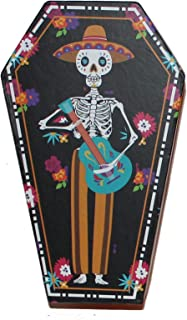 1 Candy Paper Box, Coffin
