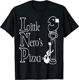 Little Nero'S Pizza Tshirt