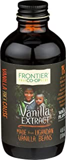 Frontier, Vanilla Extract Ugandan, 4 Fl Oz
