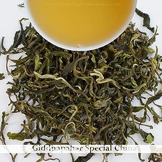 First Flush Darjeeling Tea | A China Cultivar Loose Leaf from Giddhapahar Tea Garden | 50gm (25 cups) | Darjeeling Tea Boutique