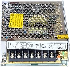 MAA-KU MW smps Power Supply Unit with Dual DC Output Volt Option (12v/1A) and (5v/4A)