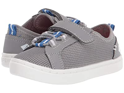 Sperry Kids Abyss A/C Washable (Toddler/Little Kid) (Grey) Boy