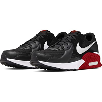Nike Air Max Excee (Black/White/University Red) Men