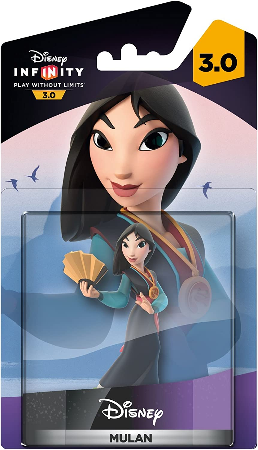 Disney INFINITY 3.0 Edition: Mulan Max 67% OFF Not Max 72% OFF Machine Specific Figure -