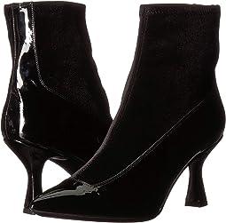 Velvet Sock Heel