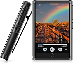 MP3 Player, 8GB MP3 Player with Bluetooth 4.2, 2'' HD Touch Screen, Portable Bluetooth MP3 MP4 Music Player with FM Radio,... photo