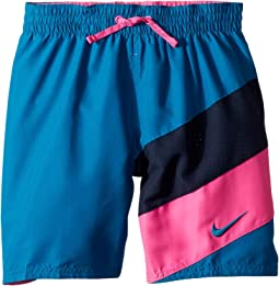 "6"" Mesh Signal Volley Shorts (Big Kids)"