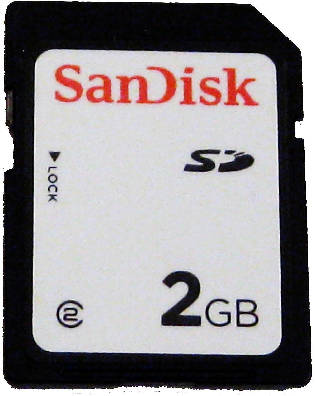 Parts-Quick 2GB SD Memory Card for Kodak EASYSHARE P850 Camera