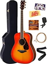 acoustic guitar rosewood back and sides