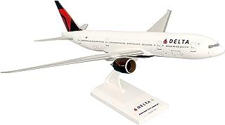 Daron Skymarks Delta 777-200 2007 Livery Model Building Kit, 1/200-Scale