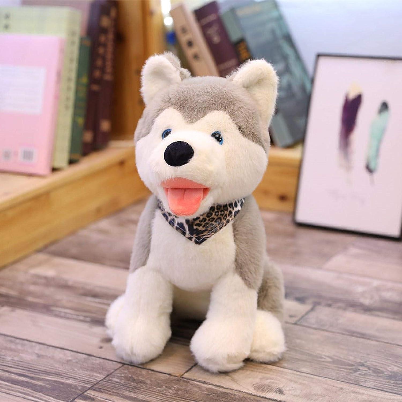 Ranking Max 75% OFF TOP2 Plush Toys Stuffed Animal 30 50cm 40 Husky Animals