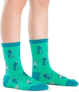 Princess Of The Sea, Youth Crew Socks, Princess Mermaid Socks