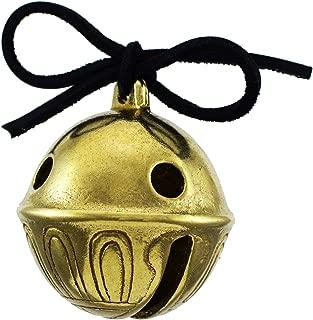 Santa's Sleigh Bells Brass Christmas Polar Ornament Sleigh Bell, Jingle Bell Express from 3b