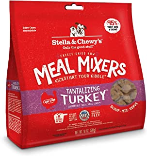 Stella & Chewy's Freeze-Dried Raw Stella's Super Beef Meal Mixers..