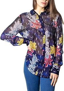 Desigual Women's Shirt Long Sleeve