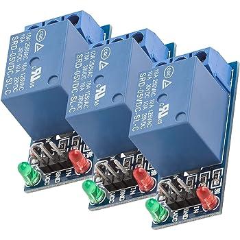 5 STÜCKE KY-019 5 V Einkanal Relaismodul Bord Schild für PIC AVR DSP ARM fü U8X4