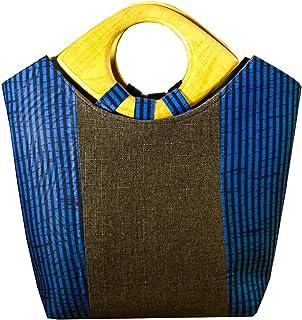 African handheld Tote Bag