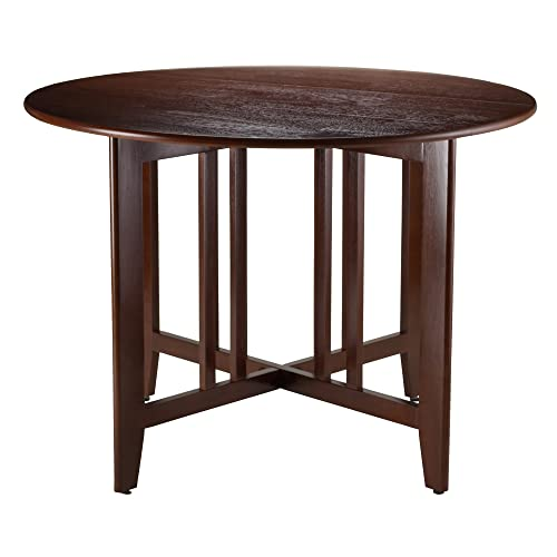 Small Round Drop Leaf Kitchen Tables: Amazon.com