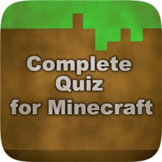 Complete - Quiz for Minecraft