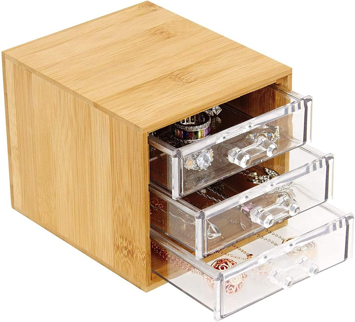 HMMJ Makeup Organiser Max 66% OFF for Bathroom Organizer 3 Free shipping anywhere in the nation Jewelry with Acry