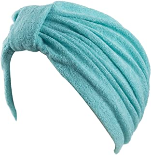 Head Cover for Ladies Women's Swim Bathing Turban/Cap - Great for Women with Cancer Chemo Therapy –