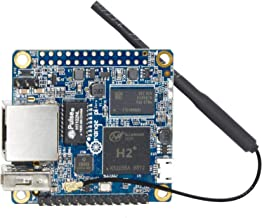 PepperTech Digital Orange Pi Zero LTS 512MB Single Board Computer with 64-Bit Quad Core CPU – Compatible with Android, Debian and Ubuntu