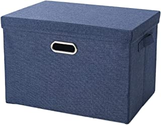 Boîte de rangement, bacs de rangement for vêtements pliants, boîtes à jouets, organisateur avec couvercles for la chambre ...