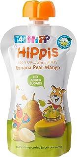 Hipp Organic Banana Pear Mango Pouch, 100g